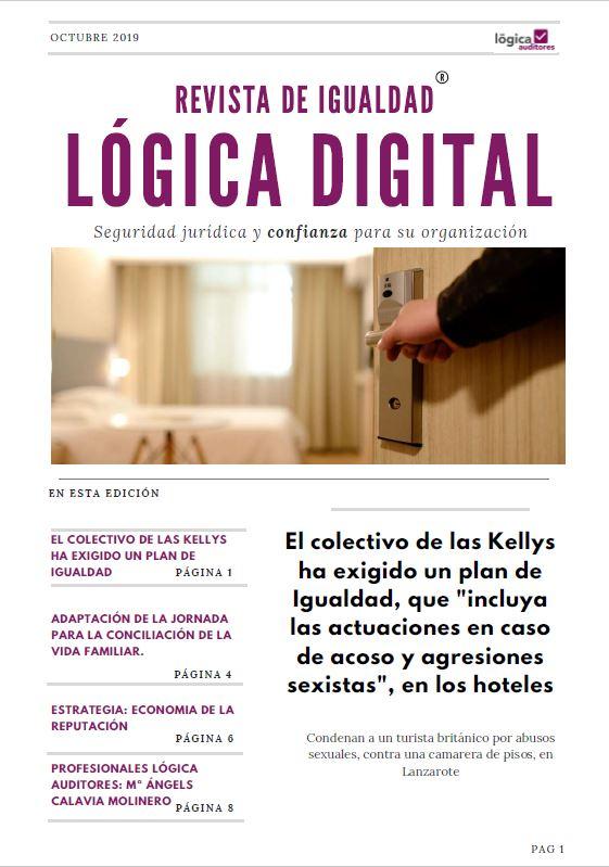 Revista Octubre 2019