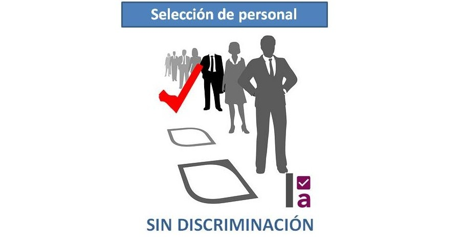 Seleccion de personal sin discriminación